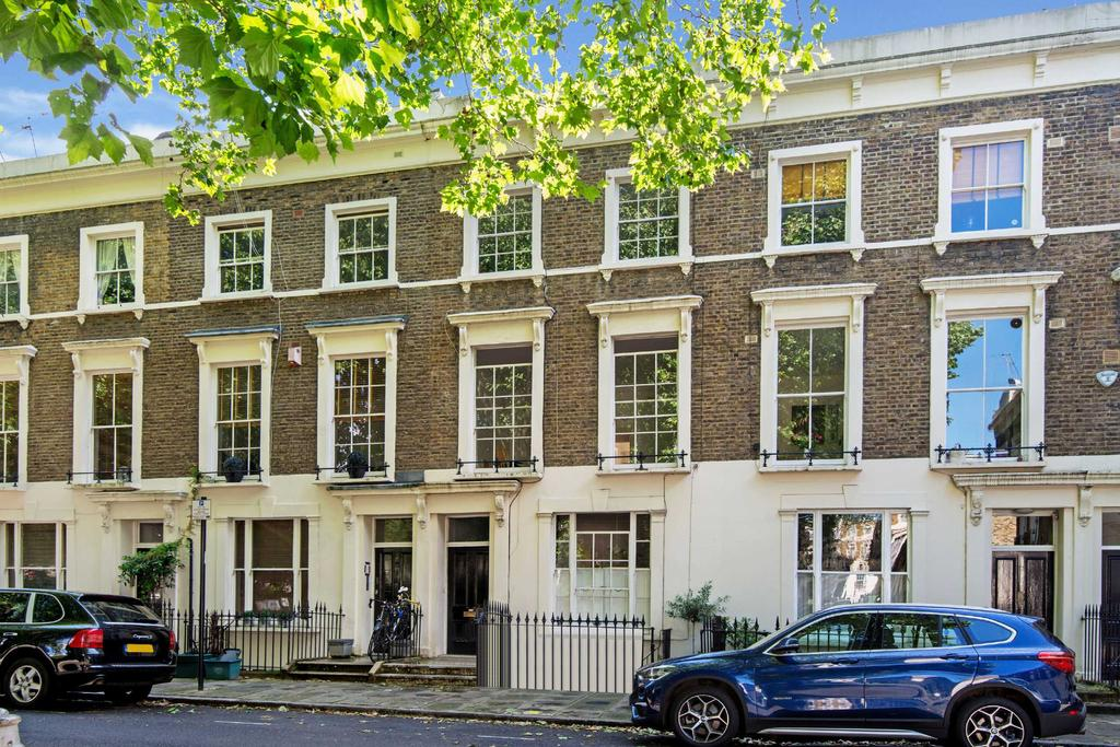 2 Bedrooms Apartment Flat for sale in Granville Square, WC1X
