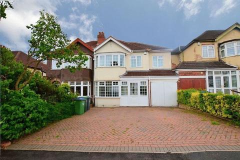 4 bedroom semi-detached house for sale - Chestnut Road, Oldbury