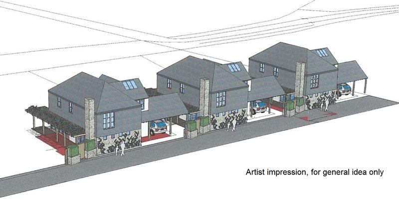 4 Bedrooms Residential Development Commercial for sale in Gusti Veor, Newquay