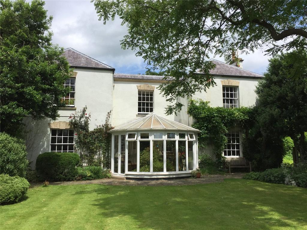 5 Bedrooms Detached House for sale in Aust Road, Olveston, Bristol, BS35
