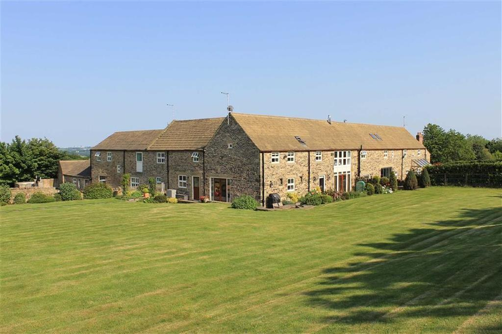 5 Bedrooms Barn Conversion Character Property for sale in Stainborough Fold, Hood Green, BARNSLEY, S75