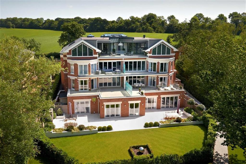 3 Bedrooms Apartment Flat for sale in Garden Penthouse, Hadley Wood, Hertfordshire
