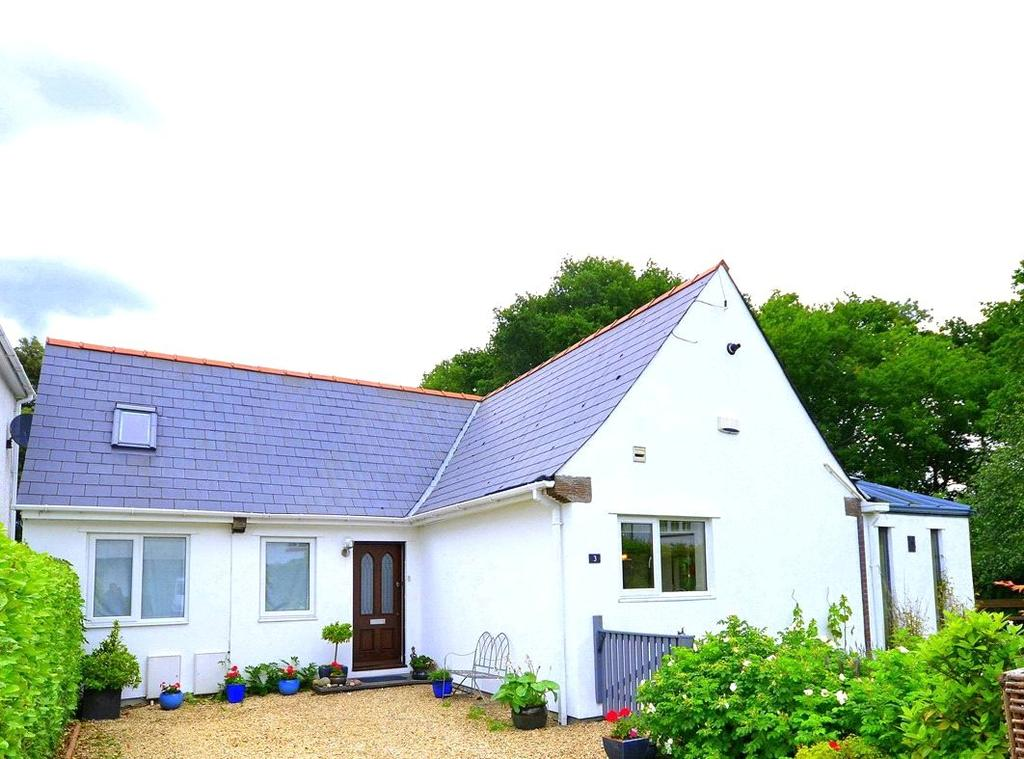 4 Bedrooms Detached Bungalow for sale in Pen-y-bryn Road, Cyncoed, Cardiff, CF23