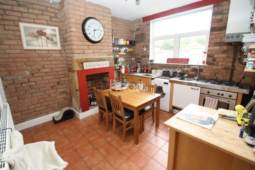 2 Bedrooms End Of Terrace House for sale in Bedford Street, Derby