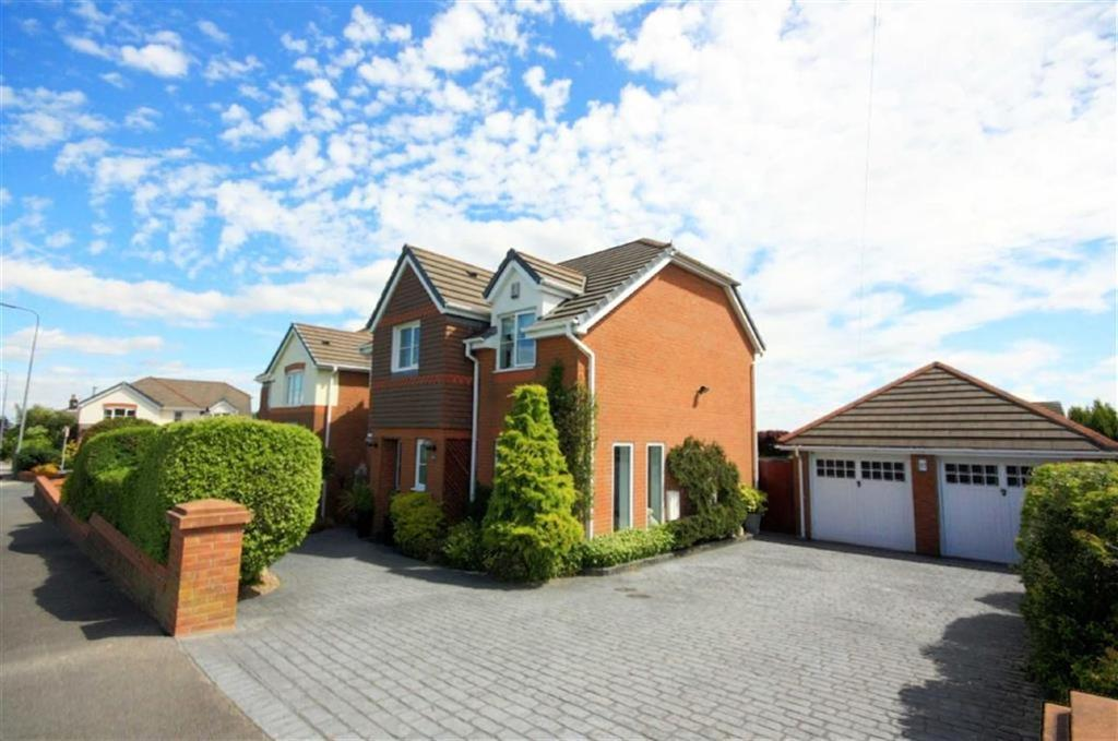 4 Bedrooms Detached House for sale in Upholland Road, Billinge, Wigan, WN5
