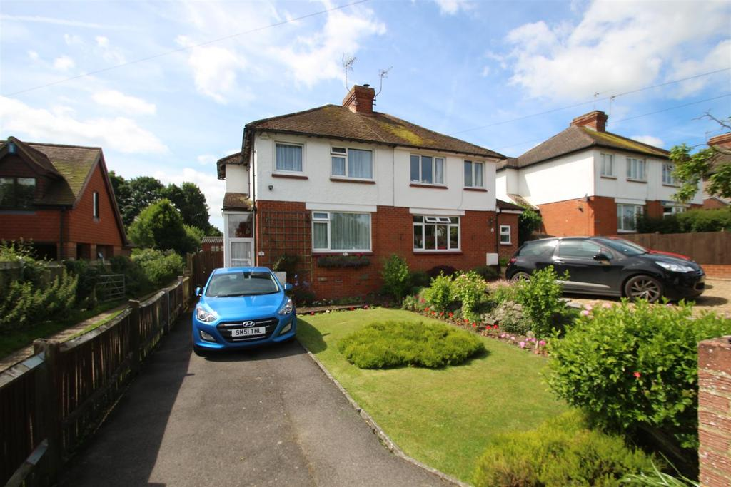 3 Bedrooms Semi Detached House for sale in Haste Hill Road, Boughton Monchelsea, Maidstone