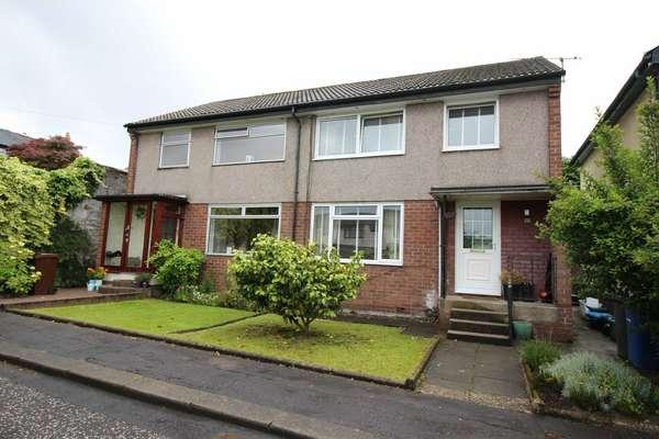 3 Bedrooms Semi-detached Villa House for sale in 15 Johnston Terrace, Greenock, PA16 8BD