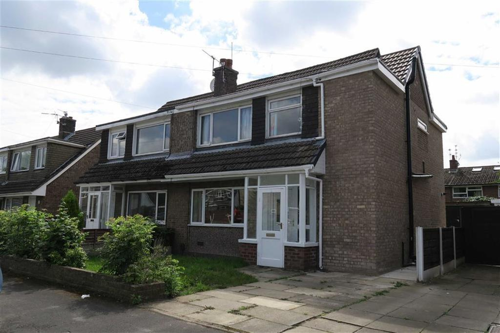 4 Bedrooms Semi Detached House for sale in Adlington Close, Timperley, Cheshire, WA15