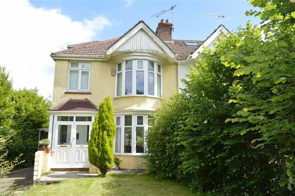 4 Bedrooms Semi Detached House for sale in Mayals Road, Mayals, Swansea