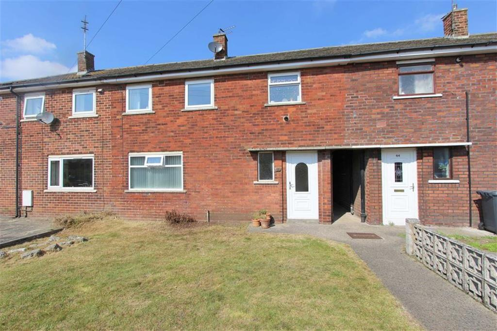3 Bedrooms Terraced House for sale in Coniston Avenue, Lytham St Annes, Lancashire
