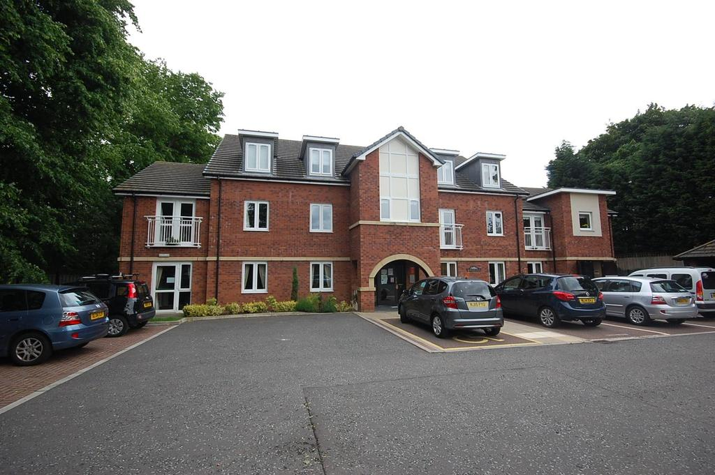 2 Bedrooms Flat for sale in Fenham