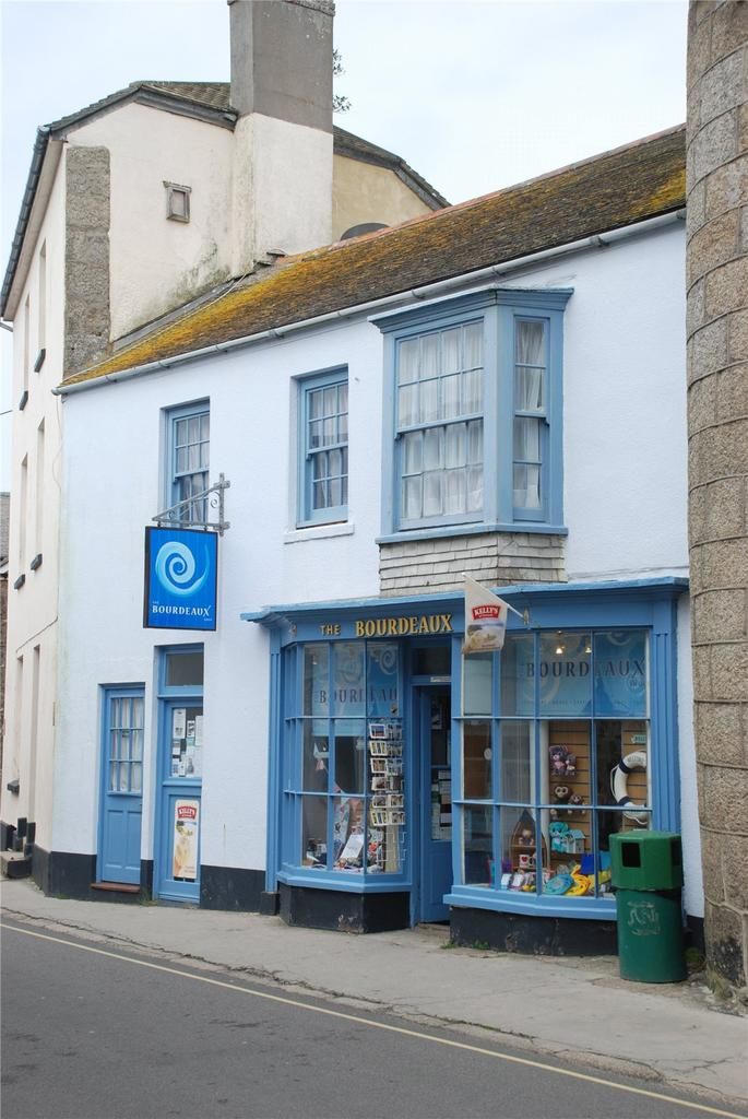 1 Bedroom Terraced House for sale in Hugh Town, St. Mary's, Isles of Scilly, TR21