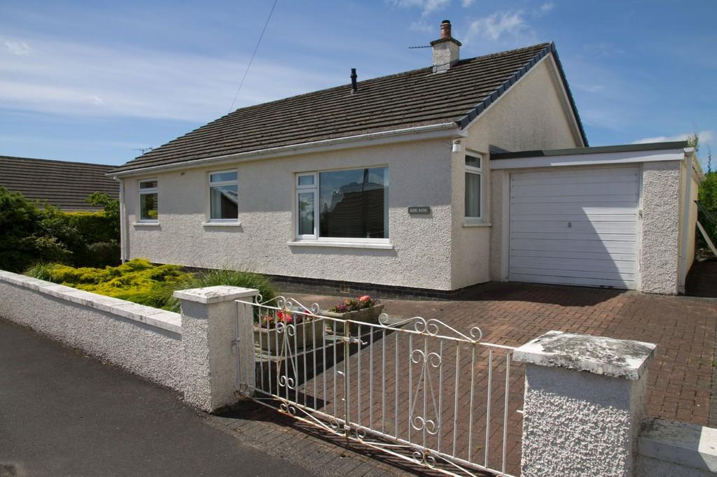 2 Bedrooms Detached Bungalow for sale in 18 Highcroft Drive, Allithwaite, Grange-over-Sands, Cumbria, LA11 7QL