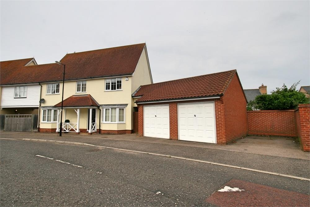 4 Bedrooms Detached House for sale in Kiltie Road, Tiptree, COLCHESTER, Essex