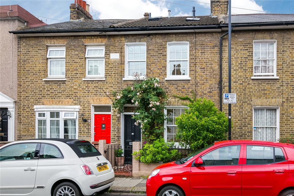 3 Bedrooms Terraced House for sale in Orchard Road, Brentford, Middlesex