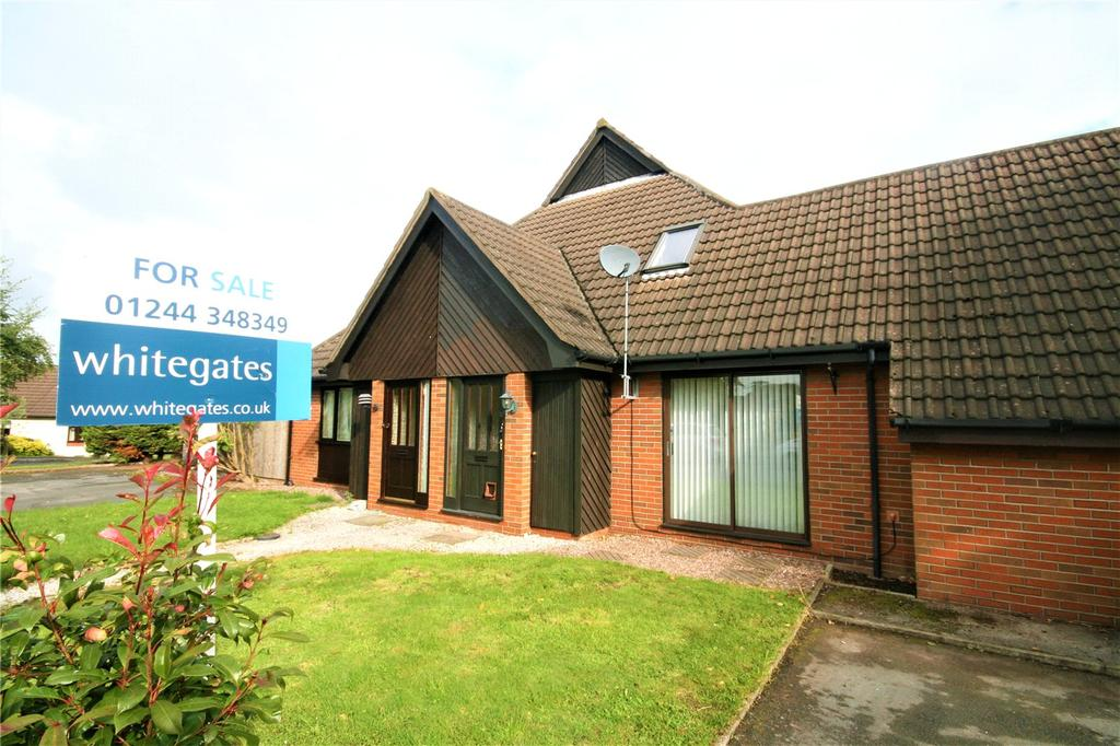 1 Bedroom Semi Detached House for sale in Lower Hall Lane, Clutton, Cheshire, CH3