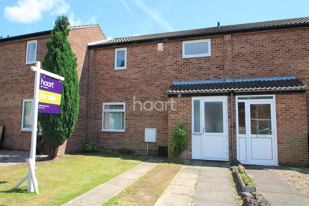 2 Bedrooms Terraced House for sale in Radcliffe Street, Meadows, Nottingham