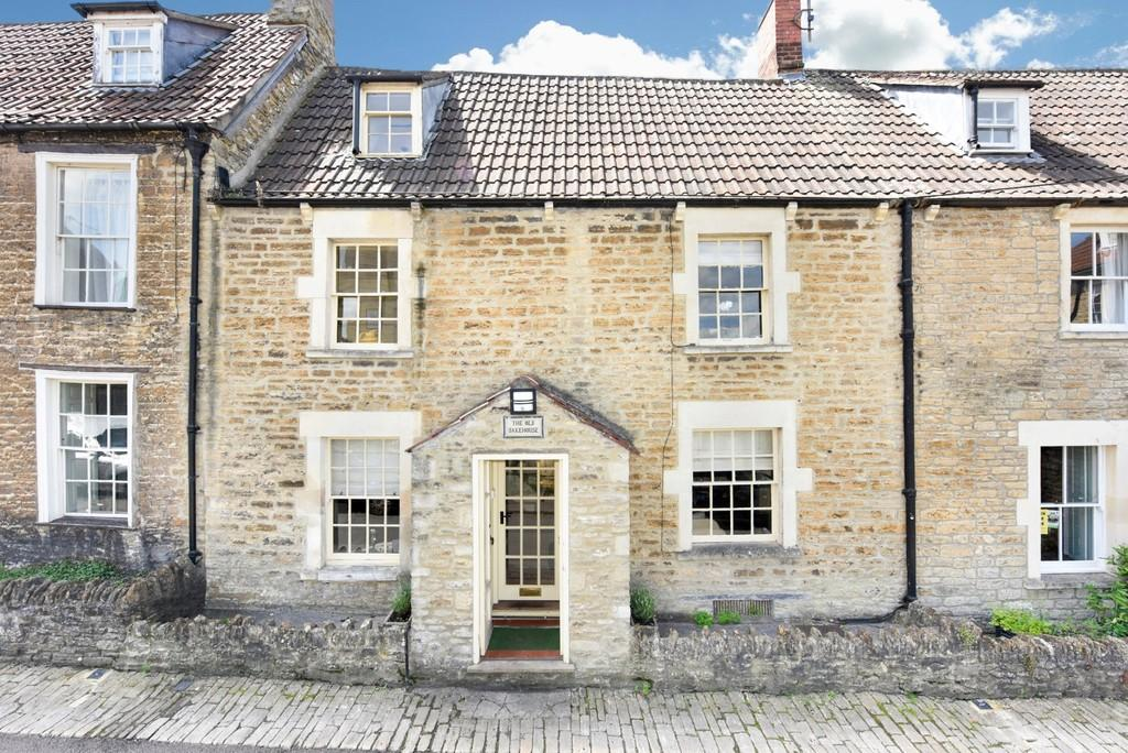 4 Bedrooms Terraced House for sale in Whittox Lane, Frome