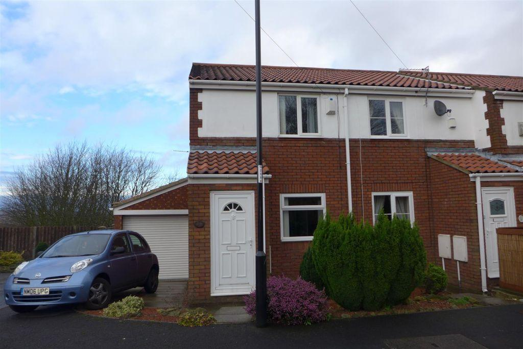 2 Bedrooms Terraced House for sale in Grange View, Newbottle
