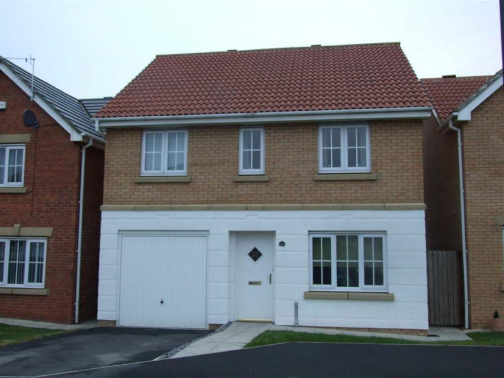 4 Bedrooms Detached House for sale in Churchside Gardens, Easington Lane