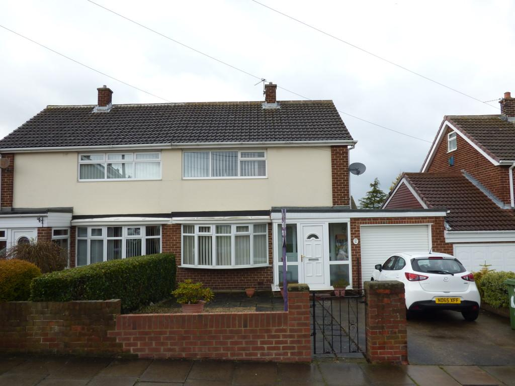 3 Bedrooms Semi Detached House for sale in Bailey Way, Hetton-Le-Hole, Houghton-Le-Spring