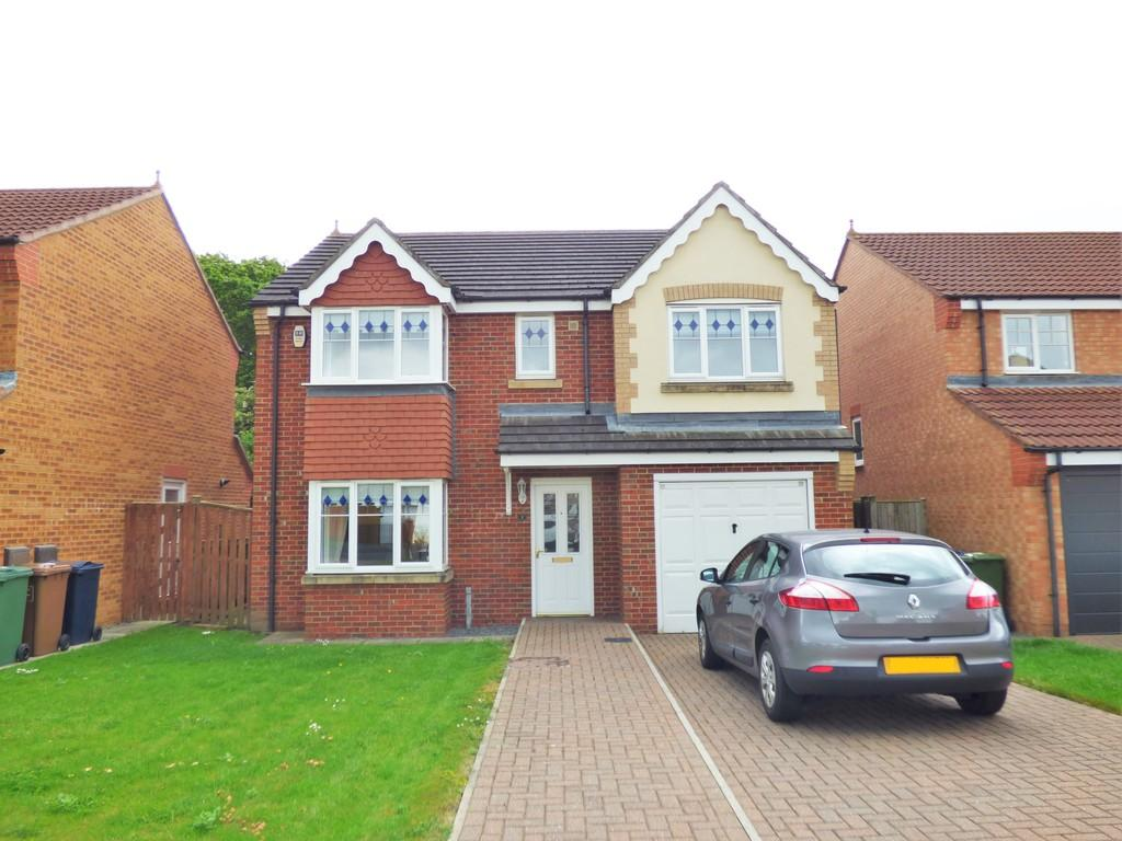 5 Bedrooms Detached House for sale in Dunkeld Close , Biddick Woods, Houghton Le Spring