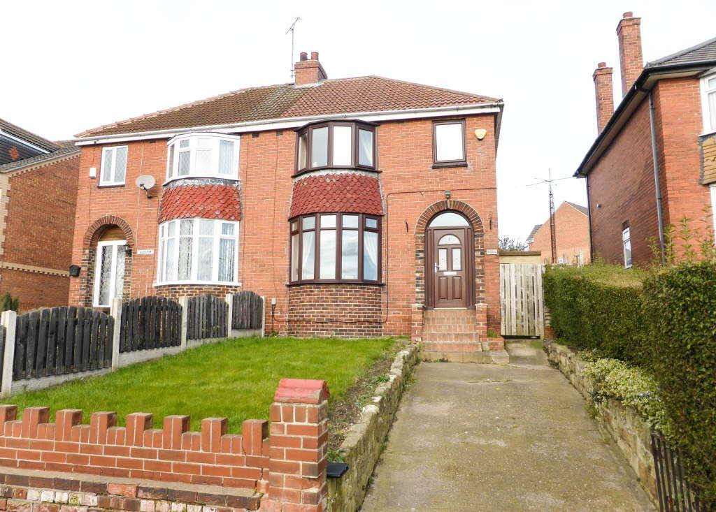 3 Bedrooms Semi Detached House for sale in Doncaster Road, Mexborough