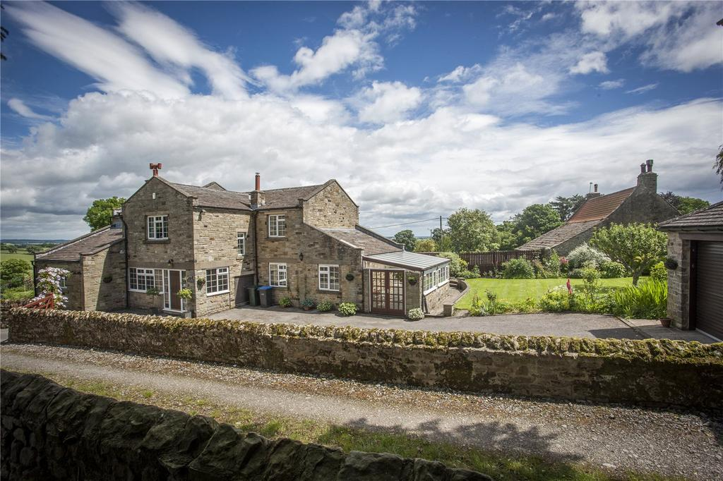 4 Bedrooms Detached House for sale in Barningham, Richmond, North Yorkshire, DL11