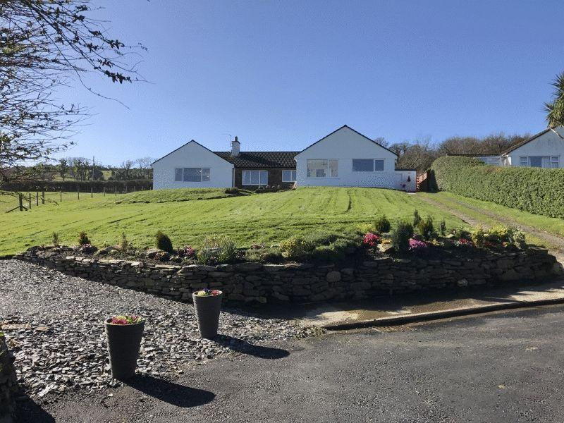 3 Bedrooms Detached Bungalow for sale in Ballajora Crossing, Maughold, IM7 1BA