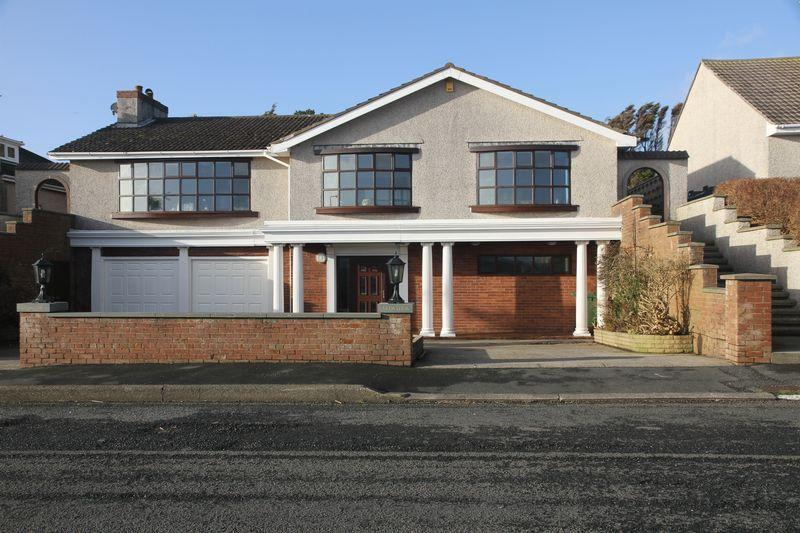 4 Bedrooms Detached House for sale in Ardastra, Perwick Bay, Port St Mary