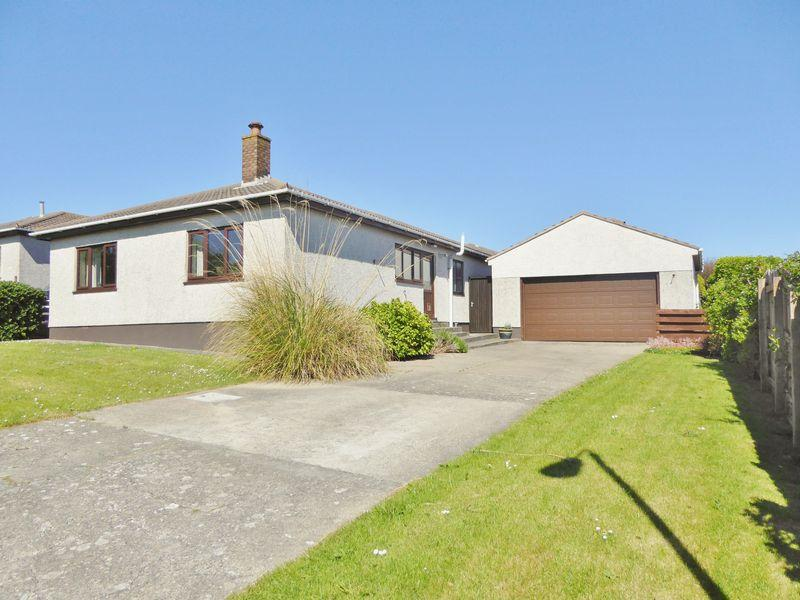 3 Bedrooms Detached Bungalow for sale in Fairway Close, Port Erin, IM9 6LS