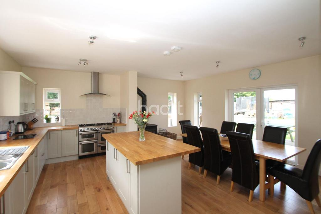 4 Bedrooms Detached House for sale in Coneywood Rd, Doddington