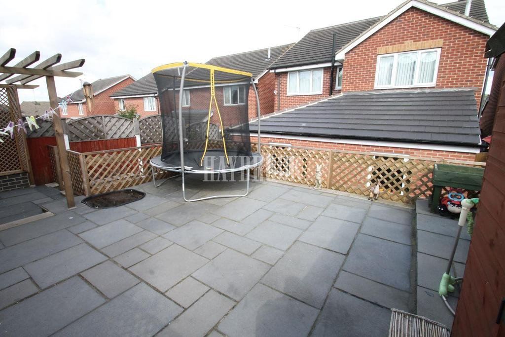 4 Bedrooms Detached House for sale in Glebeland Close, Thorogate