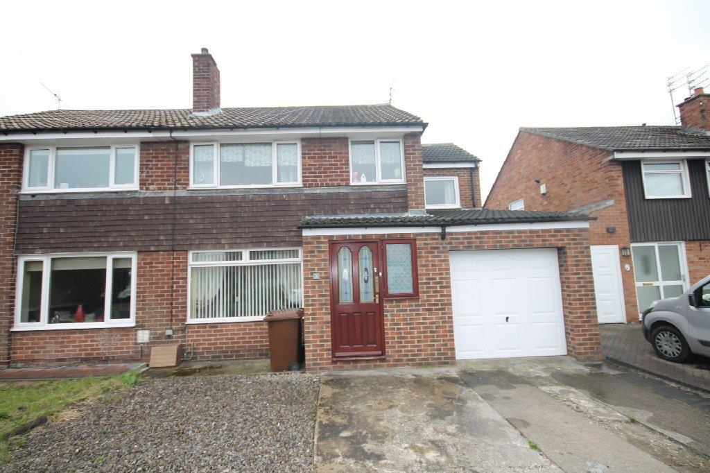 4 Bedrooms Semi Detached House for sale in Richmond Avenue, Bishop Auckland
