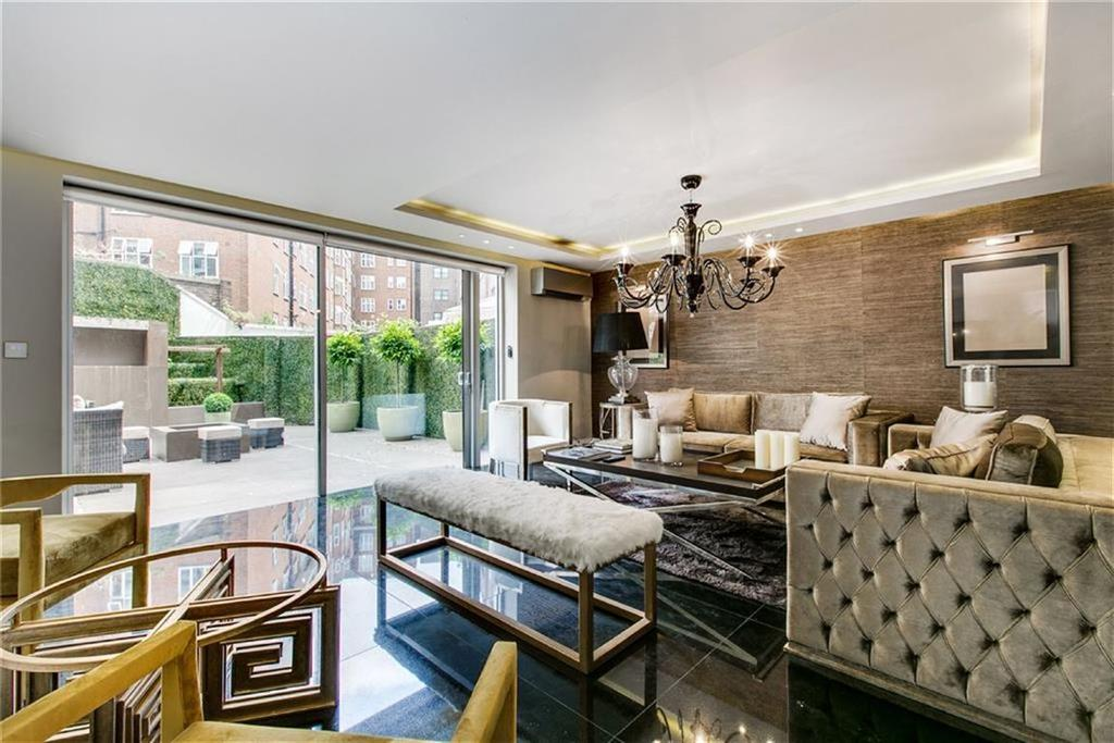 4 Bedrooms Town House for sale in Norfolk Crescent, Hyde Park, London, W2