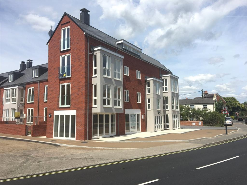 2 Bedrooms Flat for sale in Nunns Mill, Quayside, Woodbridge, Suffolk, IP12