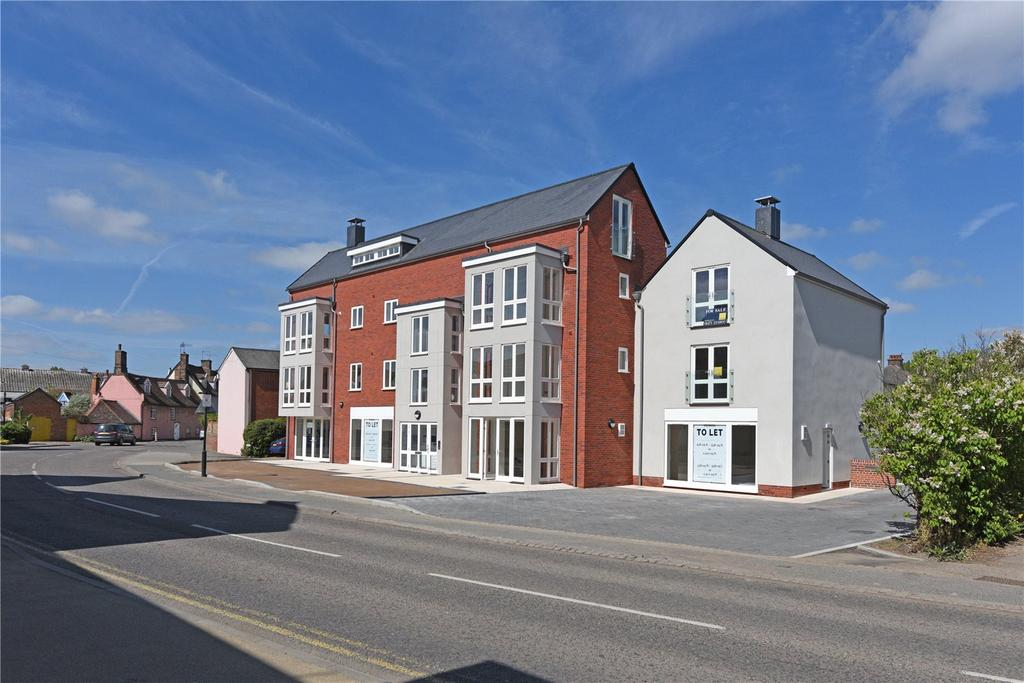 3 Bedrooms Penthouse Flat for sale in Nunns Mill, Quayside, Woodbridge, Suffolk, IP12