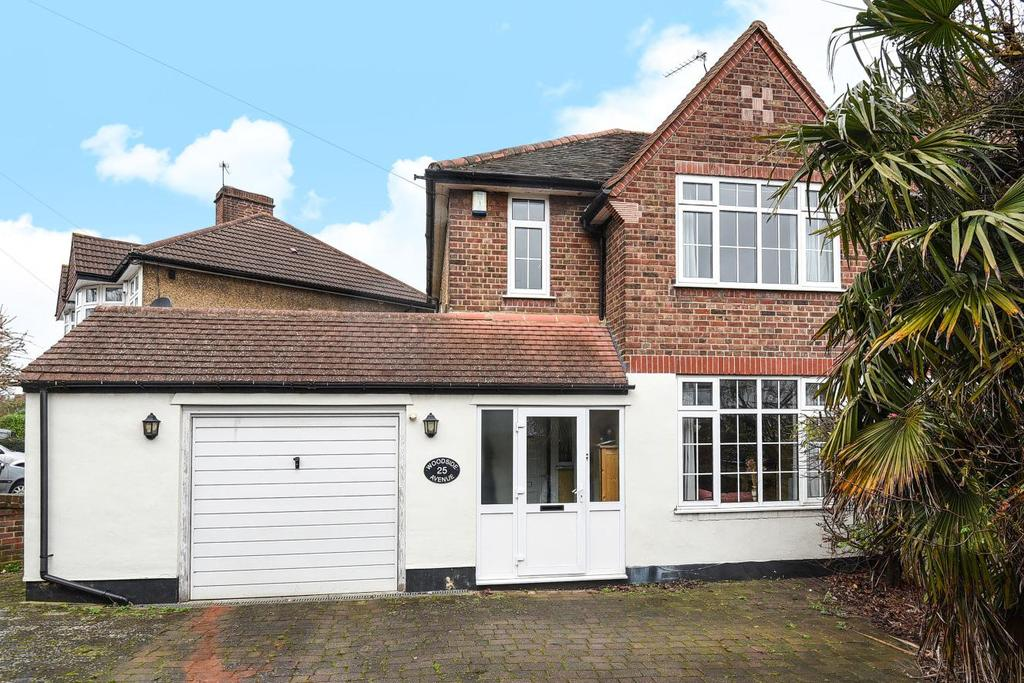3 Bedrooms Semi Detached House for sale in Woodside Avenue, Chislehurst, BR7
