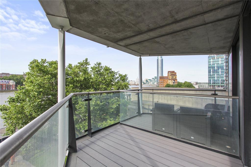 2 Bedrooms Flat for sale in Riverlight Quay, London, SW8