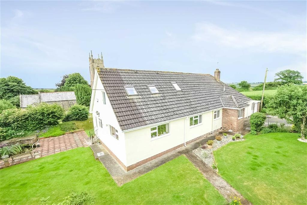 4 Bedrooms Detached House for sale in Little Torrington, Little Torrington, Torrington, Devon, EX38