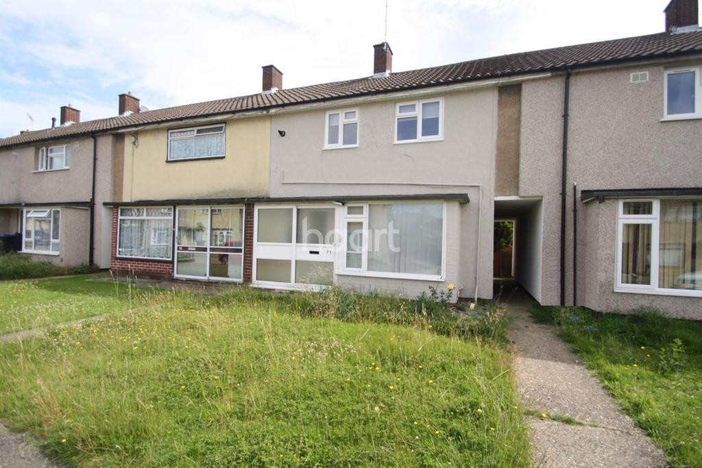 3 Bedrooms Terraced House for sale in Long Ley