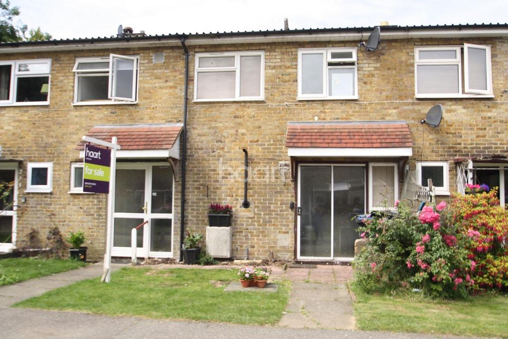 3 Bedrooms Terraced House for sale in Ladyshot