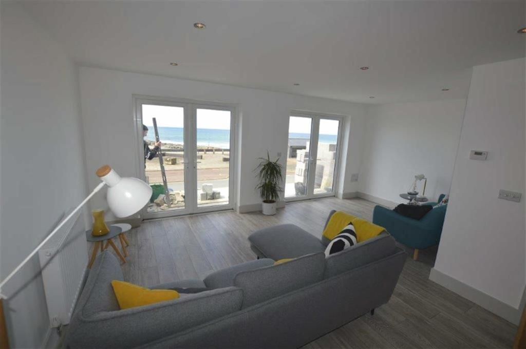 4 Bedrooms Town House for sale in New Seafront Town Houses, Plot 1, Marine Parade, Tywyn, Gwynedd, LL36