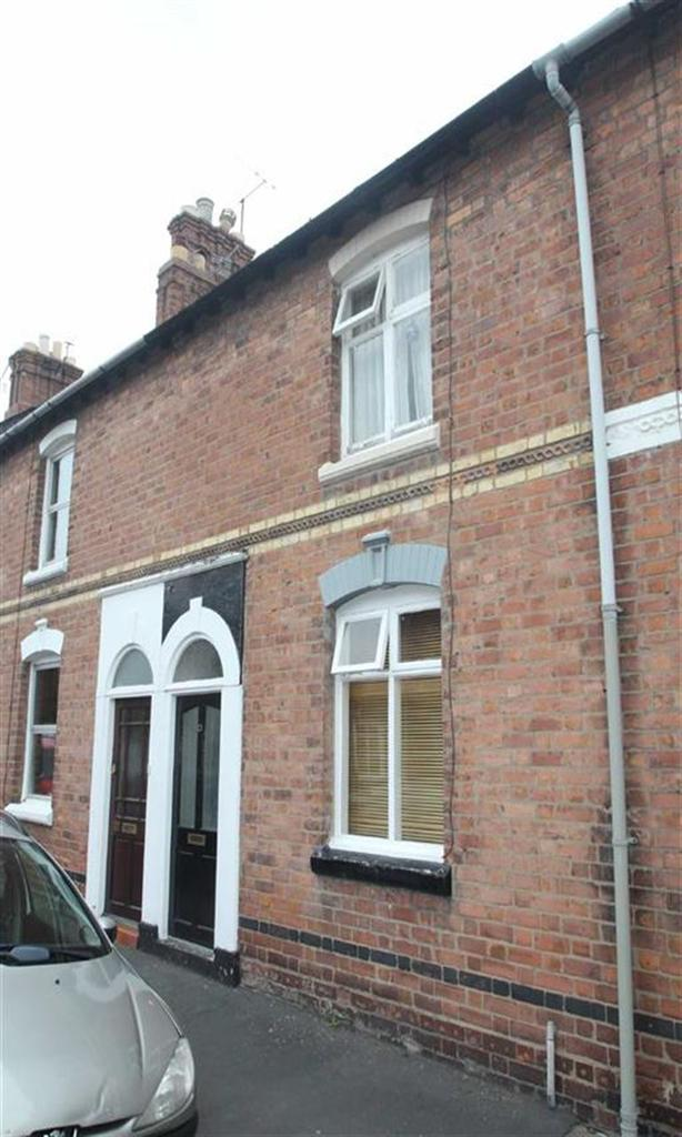 2 Bedrooms Terraced House for sale in Wood Street, Greenfields, Shrewsbury