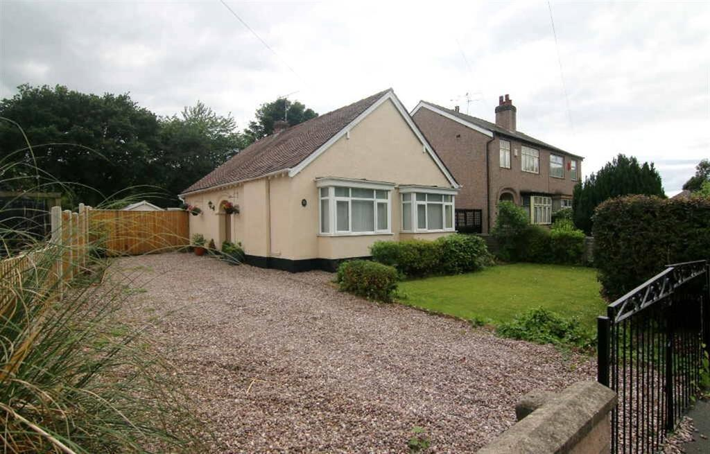 3 Bedrooms Detached Bungalow for sale in Saughall Road, Blacon