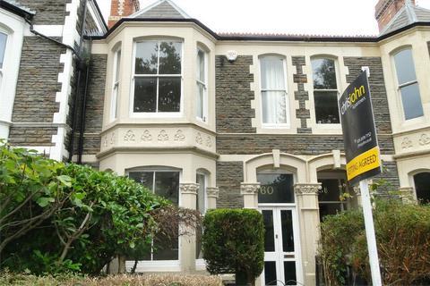 3 bedroom terraced house to rent - Plasturton Avenue, Pontcanna, CARDIFF, South Glamorgan