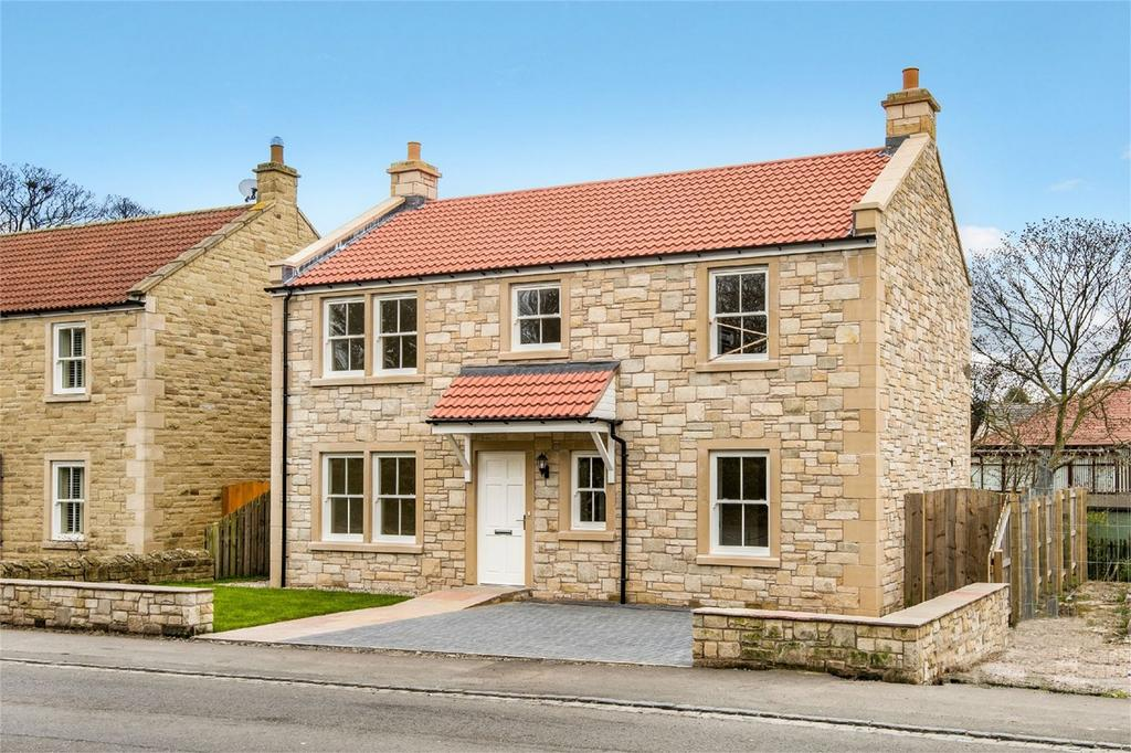 4 Bedrooms Detached House for sale in 56a56b, High Street, Belford, Northumberland