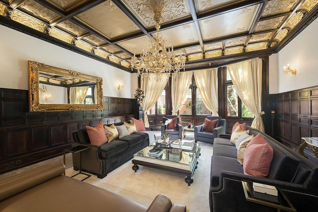 9 Bedrooms House for rent in Park Street, Mayfair, London, W1K
