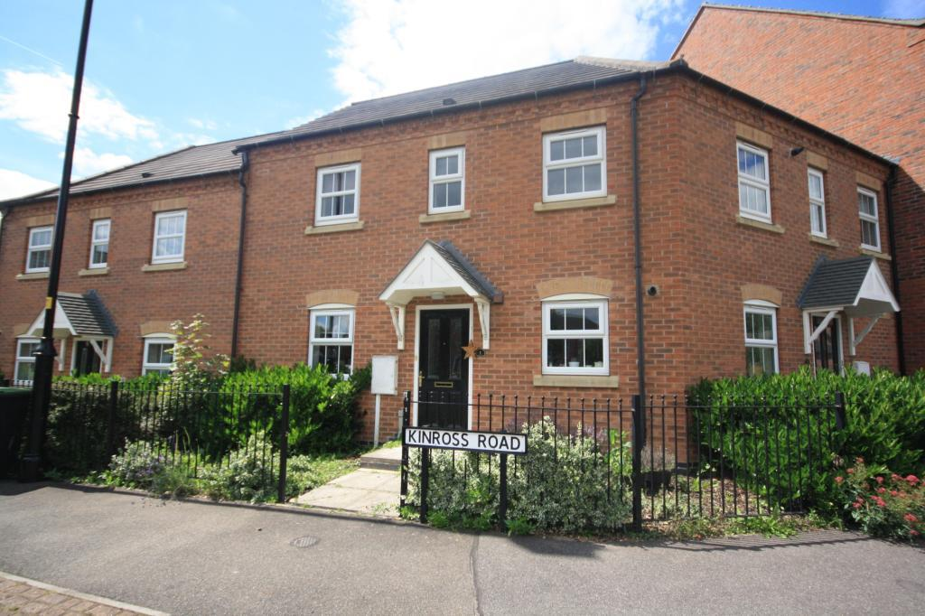2 Bedrooms Flat for sale in Kinross Road, Sleaford, Lincolnshire, NG34