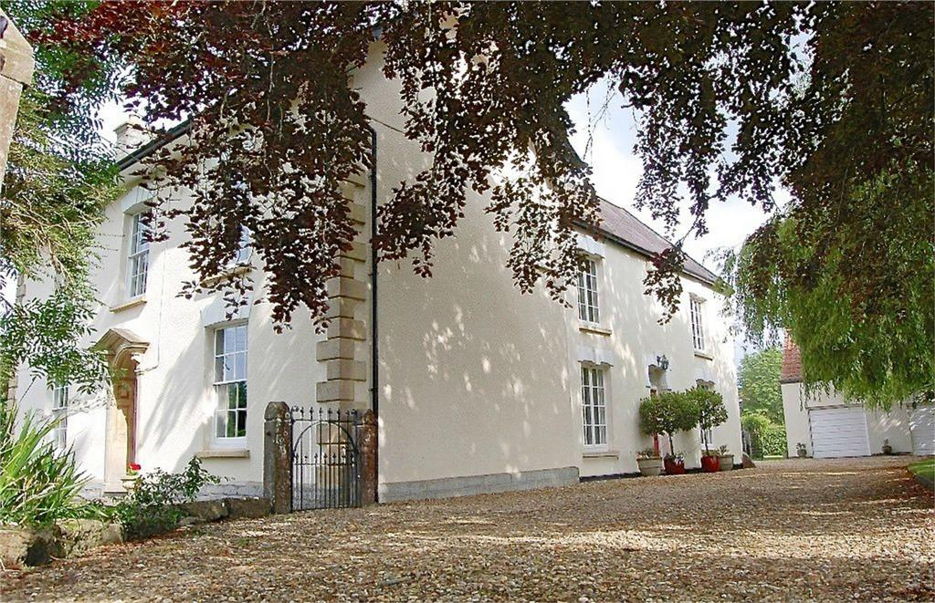 5 Bedrooms Country House Character Property for sale in Mark, Somerset